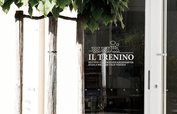 Haus für Kinder<br>IL TRENINO
