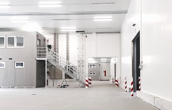 Logistikzentrum<br>Großmarkt München